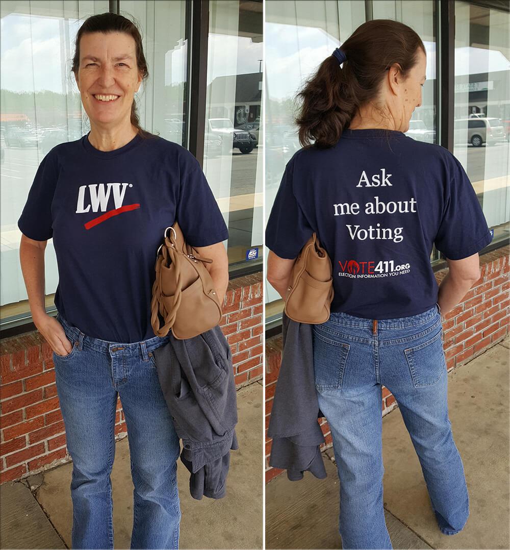 kim-wells-lwv-voting-shirt