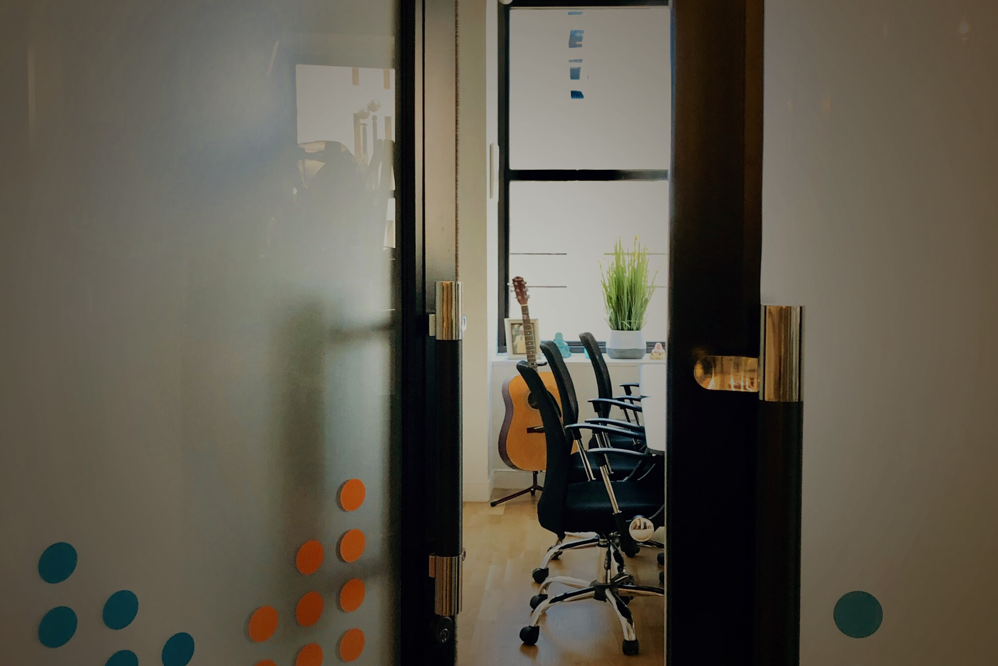 Tapp Network Office Photo - Background Image