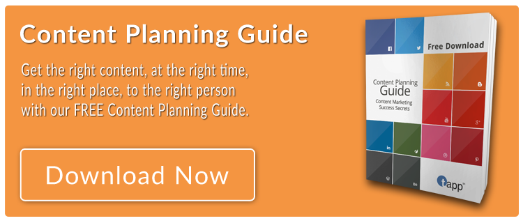 Content Planning Guide Download