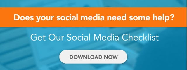 Download Our Social Media Checklist