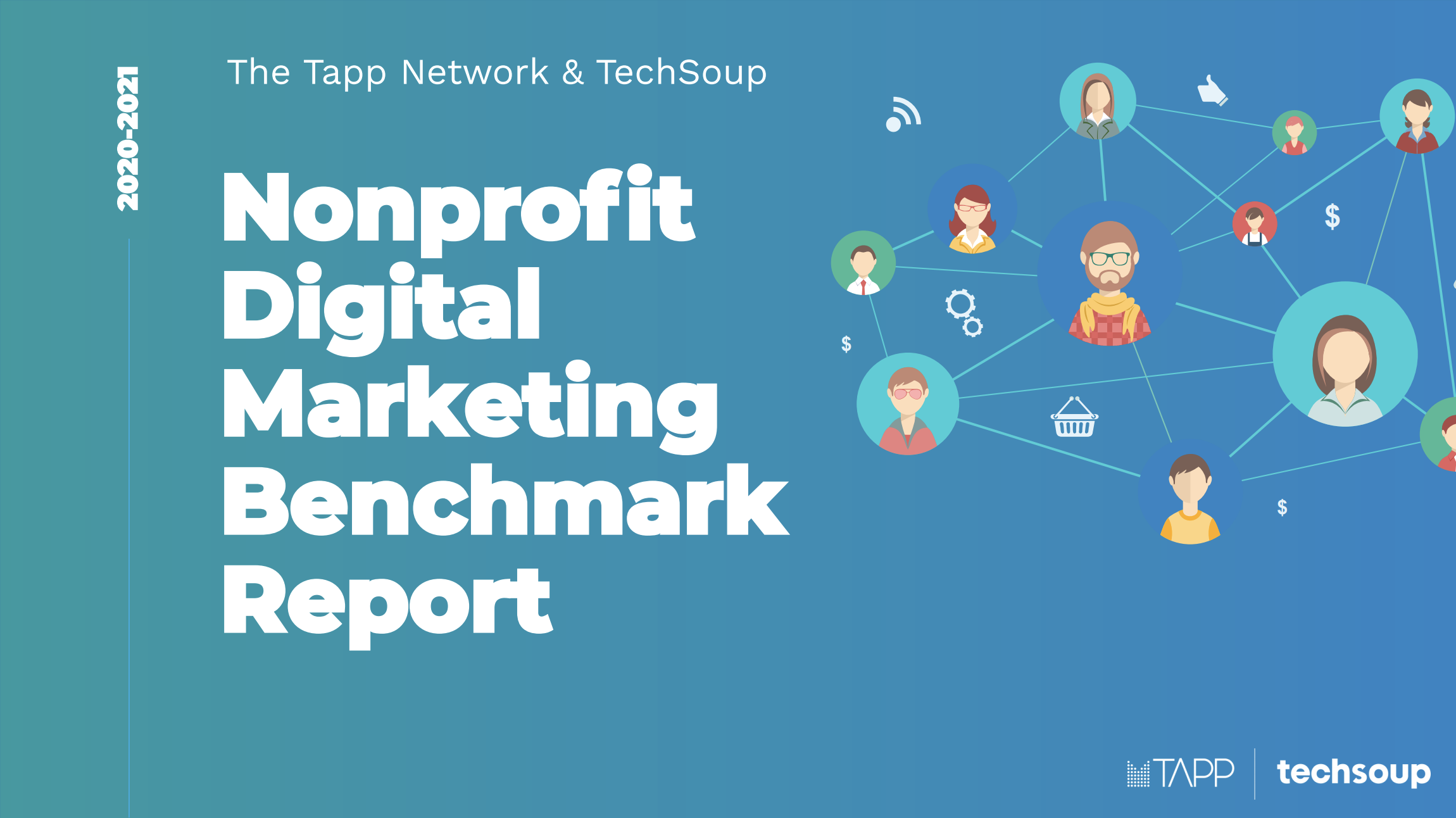 Tapp Network and TechSoup Nonprofit Digital Marketing Benchmark Report