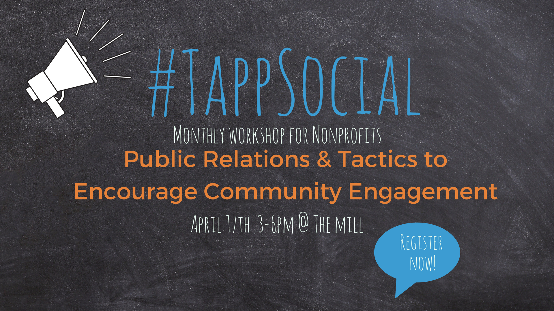 March Tapp Social fb cover