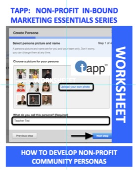 nonprofit_donor_persona_community_content_marketing_tapp